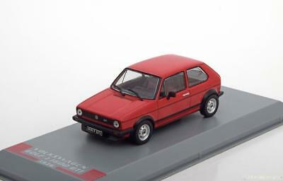 Volkswagen Golf 1 Gti 1600 1976 Whitebox 1/43