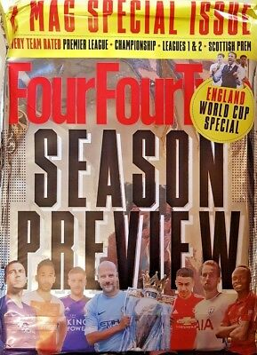 Four Four Two Magazine 2018 = # 291 Two Mag Special = England World Cup Special