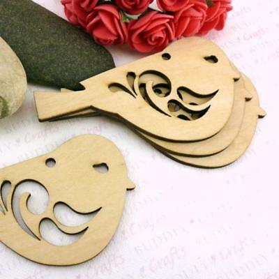 Buddly Crafts Wooden Tags