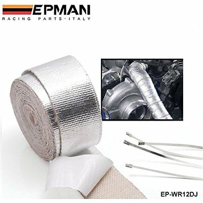 Heat Shield Resistant Wrap Heat Insulation Tape For All Intake Pipes Turbo Pipes