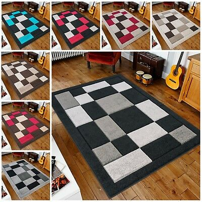 Small & Medium Carpets Thick Modern Plain Soft Non-Shed Havana Large Area Rugs