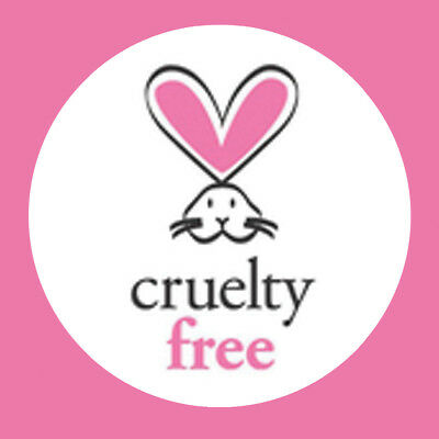 Cruelty Free Round Labels Circle Stickers Matt Gloss Clear Transparent
