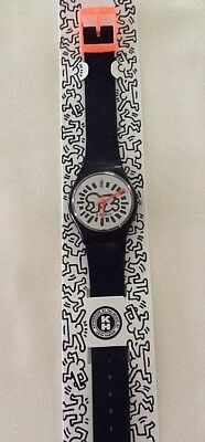 Keith Haring Radiant Baby 10,000 Limited Edition  Watch  New In Package