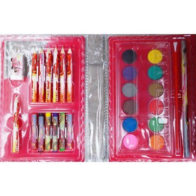 Other Art Supplies Splendida Valigetta Professionale Per Disegno Royal & Langnickel 134 Pz Nuova