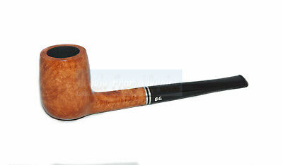 BRIAR Tobacco Smoking Pipe Pipes Pfeife Billiard GG Handmade with cooling filter