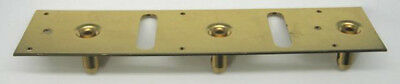 New Kieninger Grandfather Clock Movement Cable Supporting Mounting Plate (P-19)