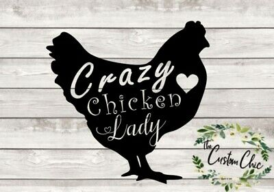 24+ Crazy Chicken Lady Svg Free Images