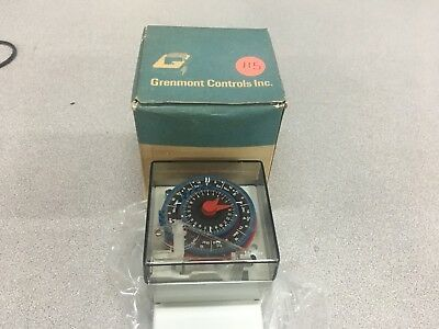 New In Box Grenmont Controlls 240V Wt923201