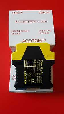 Awax 26 Xxl Electromechanical Acotom 26Xxl Safety Module