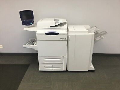 Xerox WorkCentre 7755 Multifunction with Low meter 157k ! Prints up to 13x19