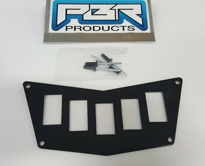 Switch Plate Panel Switches Rocker Toggle For Polaris RZP XP 900 RZR 800 570
