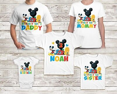Puppy Dog Pals Birthday Shirt Name And Age Party Family Kid Tshirt