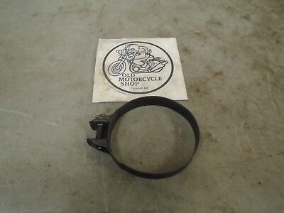 1975 Yamaha Mx400 Intake Boot Clamp
