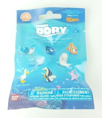 Finding Dory Bandai Series 5 SEAGULL Blind Bag Collectible Figure Rare NIP K3