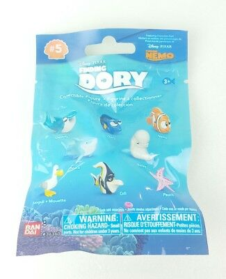 Finding Dory Bandai Series 5 Gill Blind Bag Collectible Figure NIP Kids Gift K3