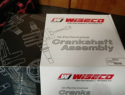 1999 Yz250 Wiseco Crankshaft Assembly