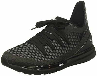 189641 01] Mens Puma IGNITE Limitless Snow Splatter Black