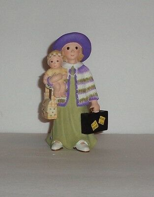 Sarahs Attic She's All That She Conquers Girl Figurine Porcelain 0233 NEW