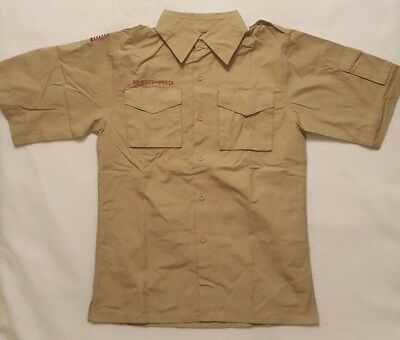 Boy Scouts of America Short Sleeve BSA YOUTH Sizes ~ Small Medium Large XL