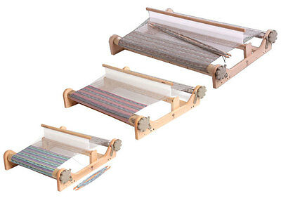 RIGID HEDDLE WEAVING LOOM - 40cm weaving width from Ashford NZ    New kitset