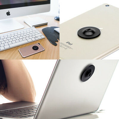 4x Adhesive Security Slot Anti Theft Universal Lock Plate for Laptop, Iphone