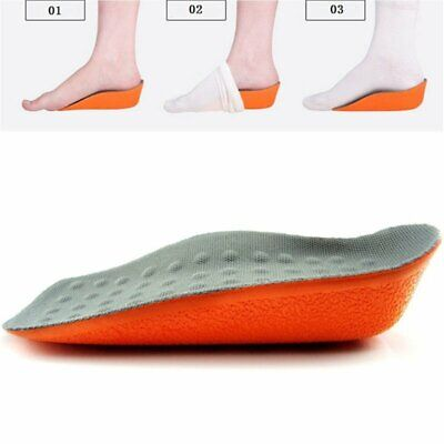 Heel Lift Height Increase Insert Shoe Insole Pad Air Cushion Elevator 2cm Taller