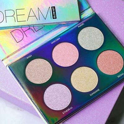 ANASTASIA BEVERLY HILLS DREAM GLOW KIT HIGHLIGHTER PALETTE New 2018 Edition