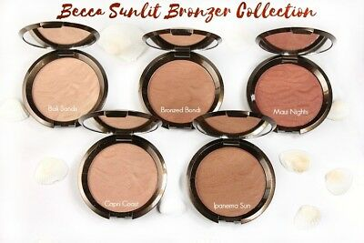 Becca Sunlit Skin Perfectos/bronzers Choose Shade All 5 Avalibale