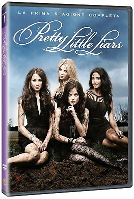 Pretty Little Liars - Stagione 1 (5 Dvd)- Cofanetto Italiano, Nuovo, Originale