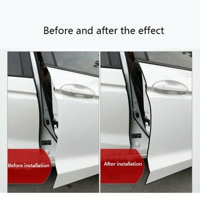 5M AUTO Universal ACCESSORIES Car Door Edge Rubber Scratch Protector Strip DIY@