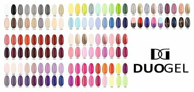DUOGEL LED & UV Nagellack Gel Hybrid Gellack Hybridlack Soak Off  6 ml