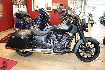 Brand New 2018 Indian Springfield Dark Horse