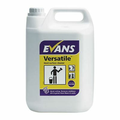 Evans Versatile Hard Surface Cleaner 5 litre (Pack of 2) A018EEV2 [VA00614]