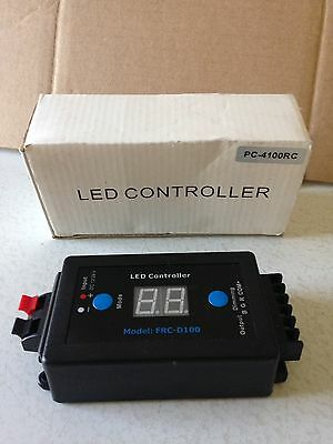 LED Controller Model BGR COM+ FRC-D100 PC-4100RC New Boxed Item