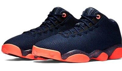 newest c3f8a 6a3d1  220 Size 12 Nike Air Jordan Horizon Low Shoes Obsidian Infrared 845098-406  Mens