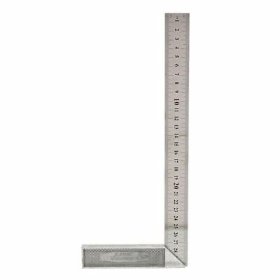 30cm/12 inch Metal Engineers Try Square Set Measurement Tool Right Angle 90 U9Y2
