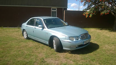 2002 Rover 75 1.8 Club 3 FORMER KEEPERS LOW MILEAGE 56,000 PX WELCOME