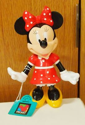 Disney Minnie Mouse Nodder Applause Figure Bobblehead Bobble Head Figure Doll