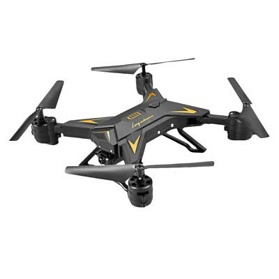 Hot WIFI Drone RC Helicopter Foldable FPV 5MP 6-Axis Aircraft HD 1080P - KY601S