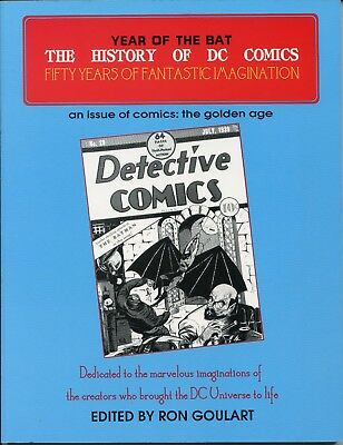 Year of the Bat: History of DC Comics. Paperback