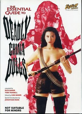 Deadly China Dolls. Paperback