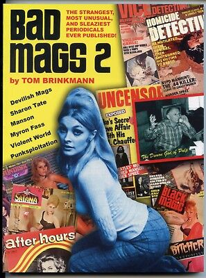 Bad Mags Vol 2. Paperback