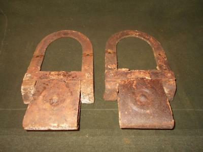 2 Barn door roller National hanger Big 4 model