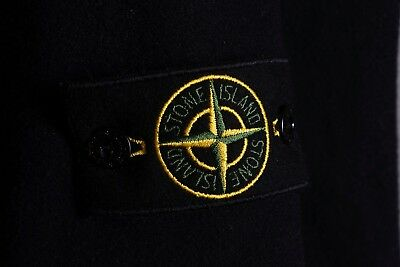 Men's Stone Island Vintage Classic Wool Coat Jacket Size Xl Art 31154334/as