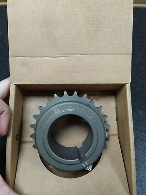 GEARBOX-KART-ERGAL-SPLIT-SPROCKET-428-50mm-AXLE 24T KZ 125 - 250 KARTING
