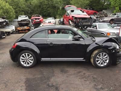 2017  Vw Volkswagen Beetle 1.2 Salvage Damaged Repairable Only 999 Miles