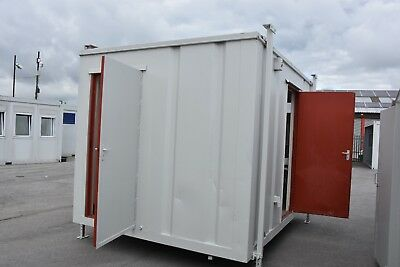 12′ x 9' Portable Buildings - 2+1 Toilet Block