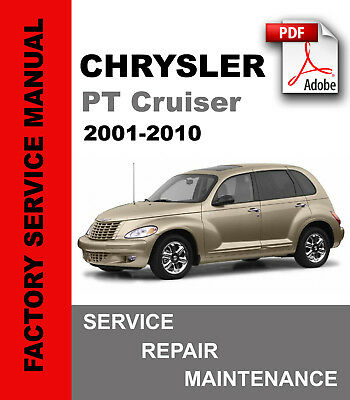 Chrysler PT Cruiser 2001 2010 Factory Service 2006 pt cruiser manual transmission diagrams schematic diagrams