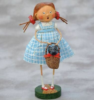 Dorothy Off to See the Wizard Lori Mitchell Collectible Figurine - Wizard of Oz