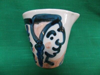 M.A. Hadley pottery FIREWATER measure cup